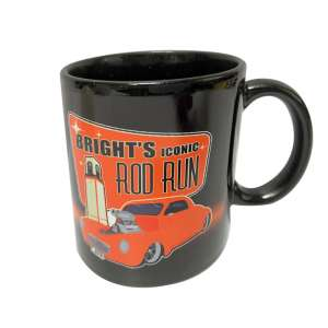 2019 bRIGHT HOT ROD RUN COFFEE CUP COLLECTABLE