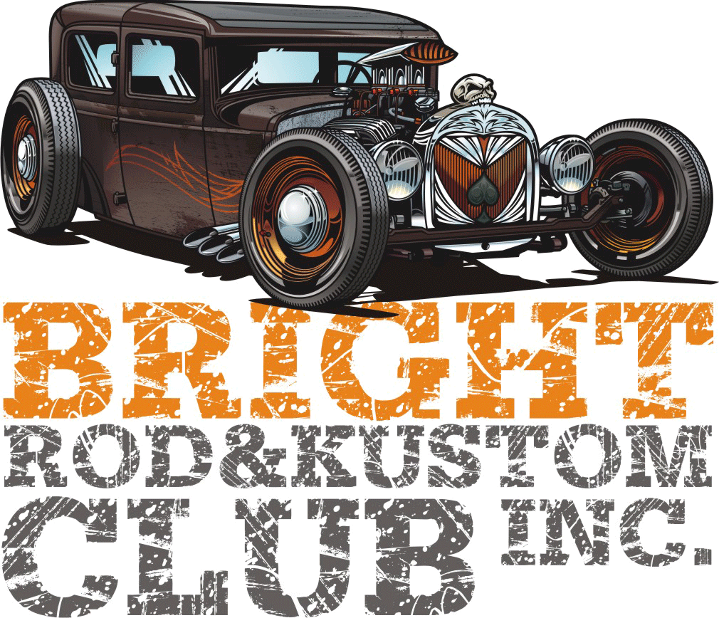 BRIGHT ROD & KUSTOM CLUB