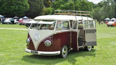 Best Classic Bright Pharmacy VW Kombi 1959