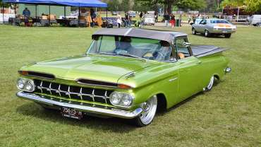Best Custom 2019 - North East Oil Distributors - Chev El Camino 1959