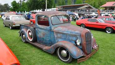 Best Rat Rod 2019 - The Star Hotel - Ford 78 1937