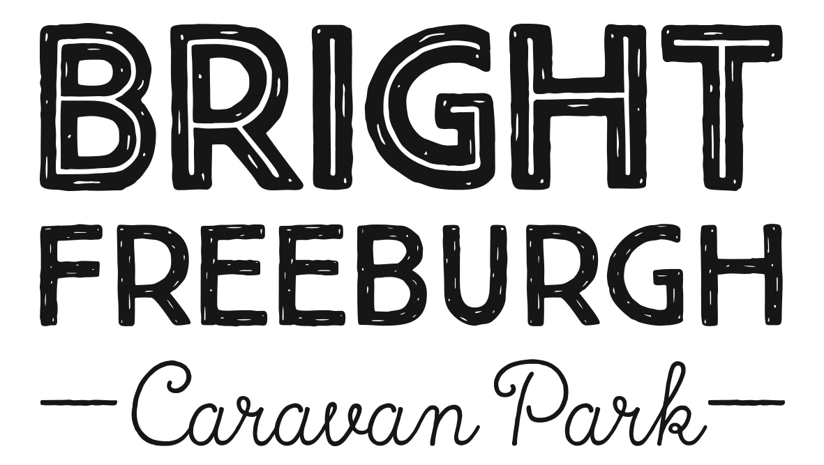 Bright Freeburgh Caravan Park Logo Large