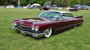 Presidents choice - BR&KC - Cadilac Coupe Deville 1960.